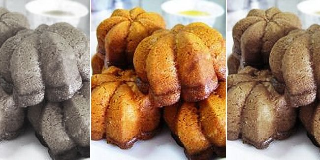 Vemale.com - Kue Sakura atau Bolu Sakura adalah salah satu bolu kukus yang terbuat dari gula karamel, rasanya legit dan gurih.