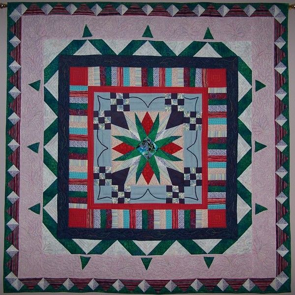 round robin quilt instructions