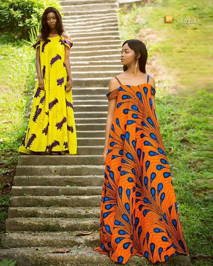 YOU NEED THESE INTERESTING ANKARA STYLES FOR THE WEEKEND