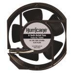 Hurricane Axial Fan 6 in 235 CFM