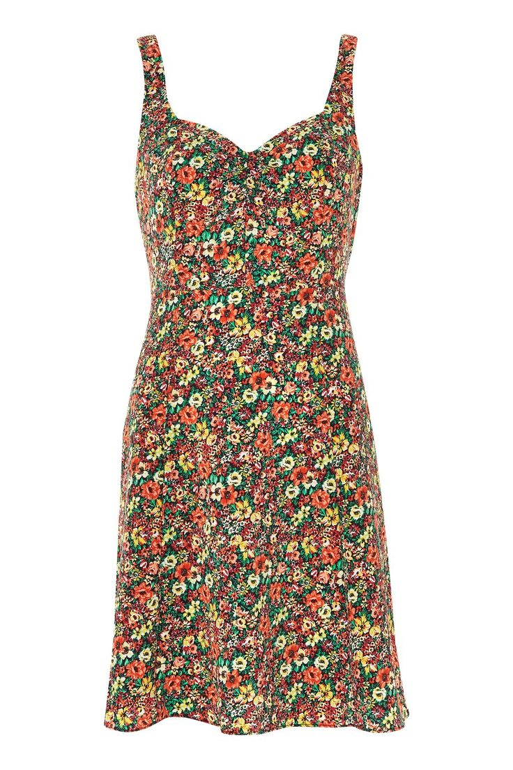 Ditsy Floral Print Sundress