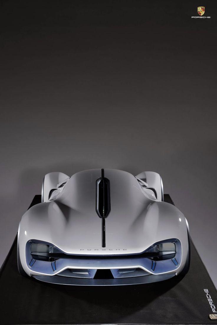 Porsche Electric Le Mans 2035 - Gilsung Park  - 2014/15 Winter Semester -  Master Thesis - Hochschule Pforzheim  with Advanced Studio  PORSCHE AG - Concept Model -