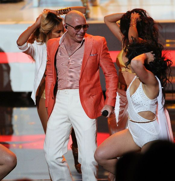 Pitbull: 10 reasons we love the 'Fireball' singer