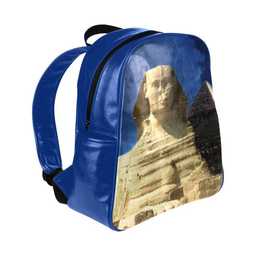 Sphinx and Pyramis Multi-Pockets Backpack. FREE Shipping. FREE Returns. #lbackpacks #egypt