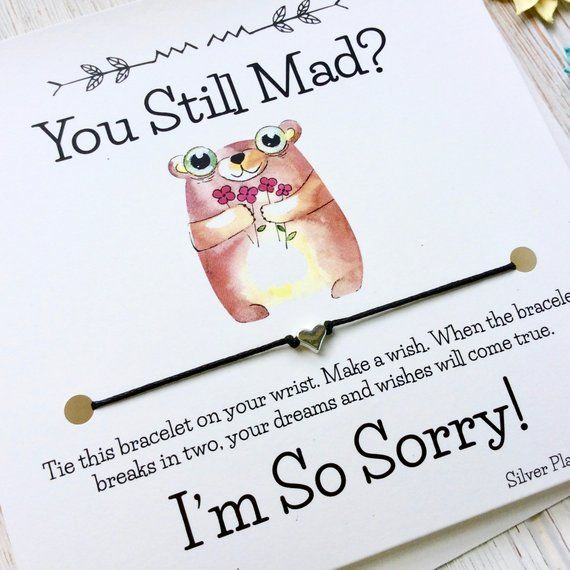 Im Sorry Gift Sorry Card Funny Im Sorry Card Im Sorry Etsy Im Sorry Gifts Sorry Gifts Sorry Cards
