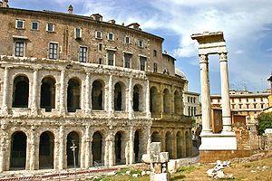 Arquitetura da Roma Antiga – Wikipédia, a enciclopédia livre