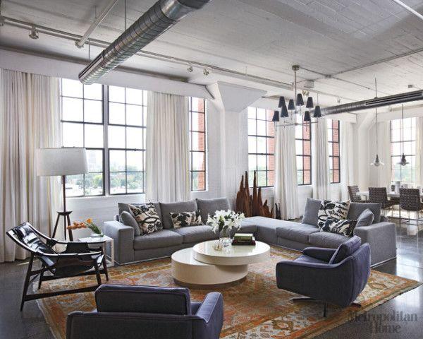 modern/loft