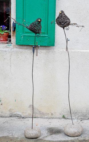 Fleur de Courge - Artisan Créateur - Domessin Savoie Créations / Animaux