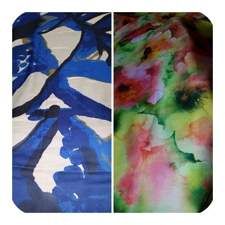 Gorgeous silks kaftans and resort wear - pin now to remind to shop soon - loving these colours!