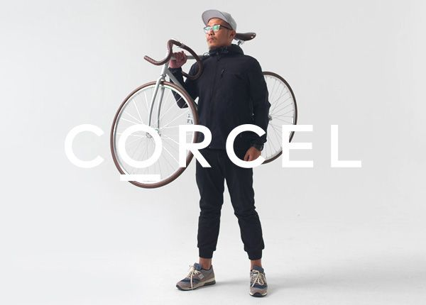 Check Out This Behance Project Corcel Https Www Behance Net Gallery 24010577 Corcel Bike Brands Lifestyle Brands Cyclist