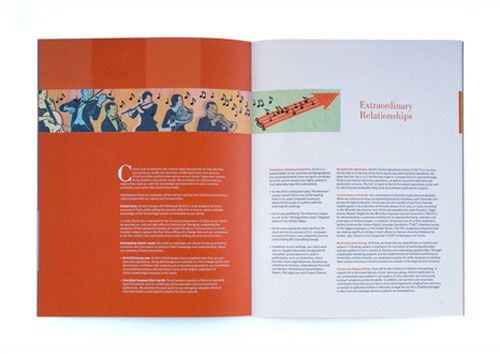 Best Annual Report Design Inspiration Images On