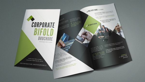 15 Free Corporate BiFold and Trifold Brochure Templates - Free - free brochure templates for word to download