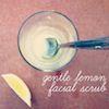 Crosbie Crew: Gentle Lemon Facial Scrub