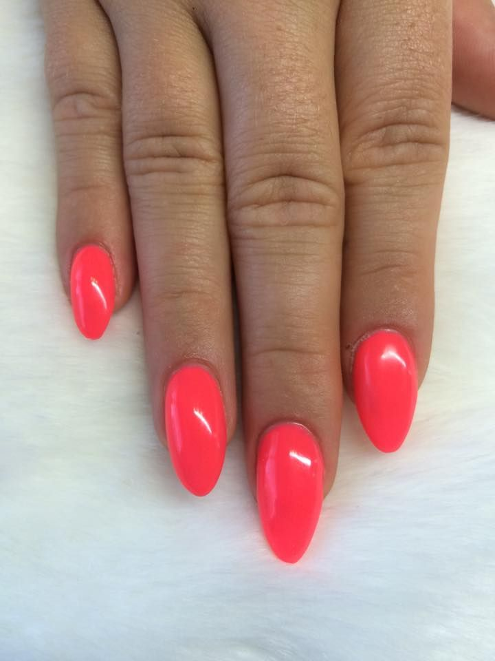 25+ Best Ideas About Bright Acrylic Nails On Pinterest