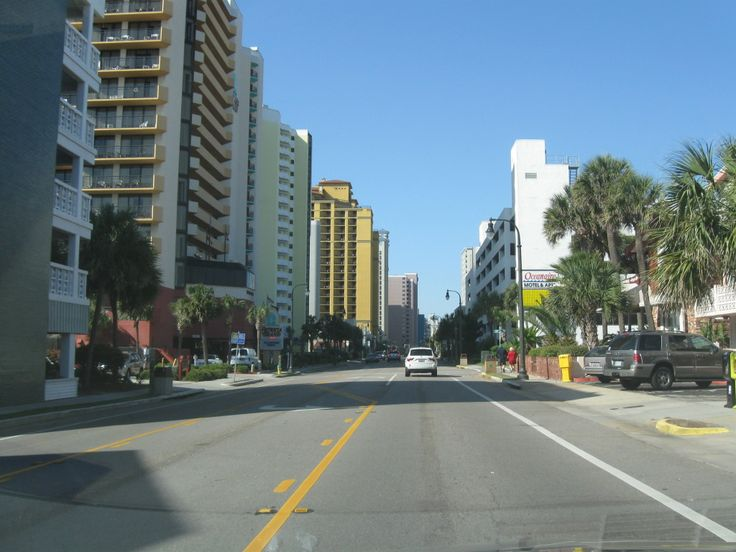 Hotels And Resorts On Ocean Blvd In Myrtle Beach Sc