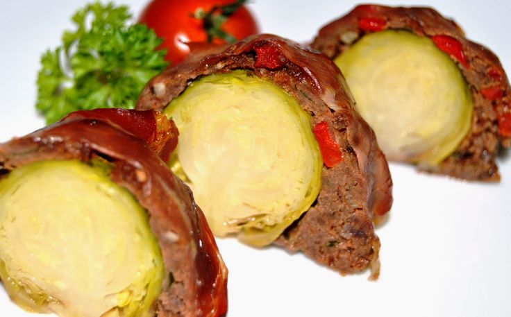 """""""Bison Balls"""" klar til servering :)"""