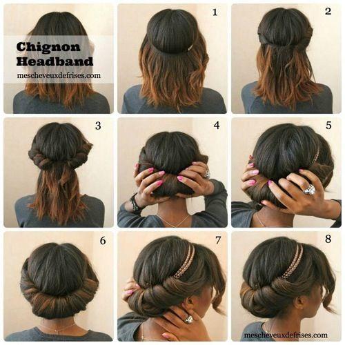 Hair tutorial  | via Tumblr