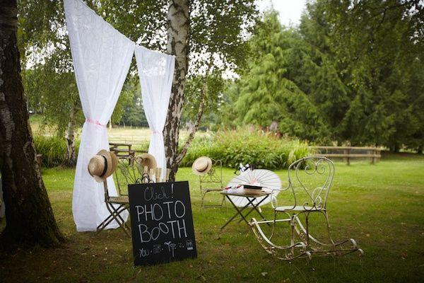 photo booth mariage champ tre wedding mariage champ tre polaroid photo invit s rideau. Black Bedroom Furniture Sets. Home Design Ideas
