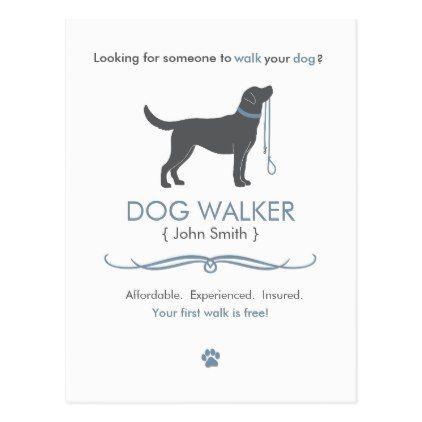Best 25+ Business postcards ideas on Pinterest Postcard design - found dog poster template