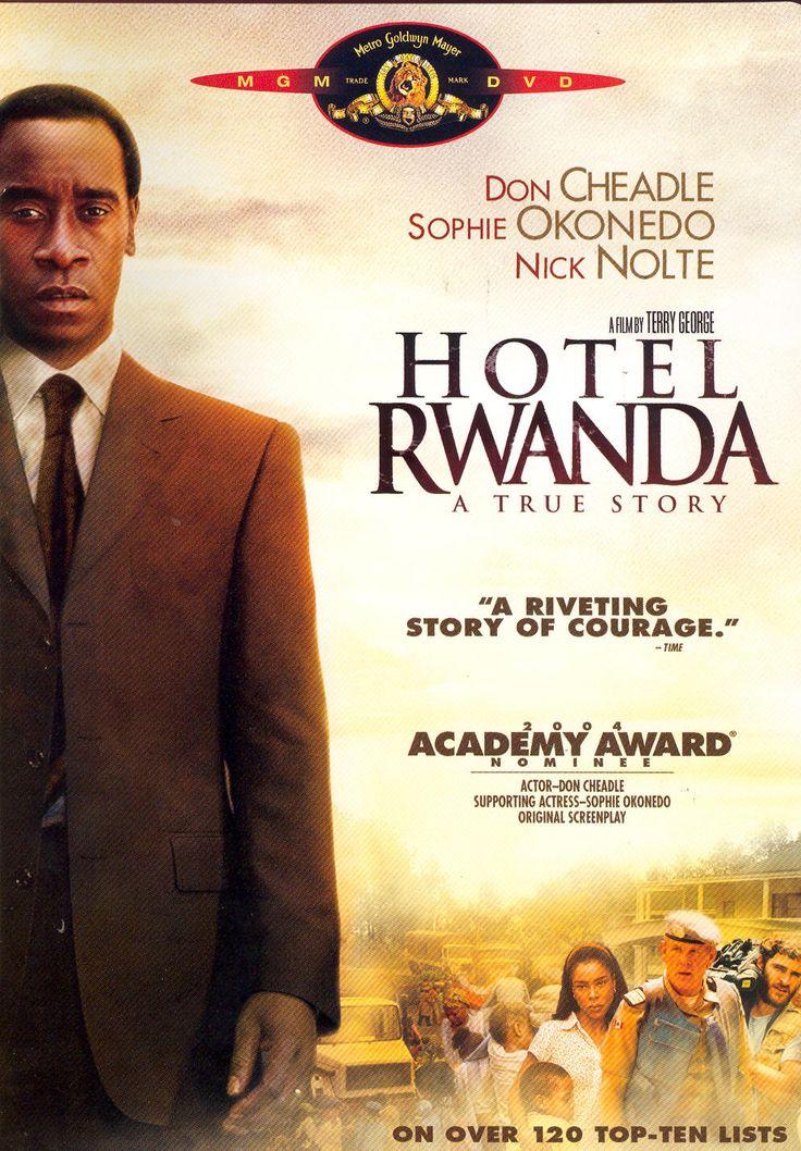 Hotel Rwanda (2004) - Click Photo to Watch Full Movie Free Online.