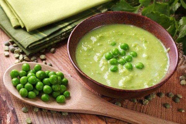 Супы из горошка