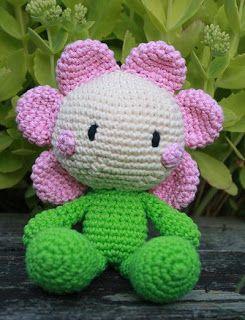 Blomman doll