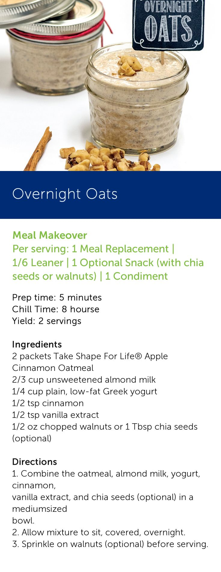 Save yourself some time in the morning and make this easy overnight breakfast recipe tonight! #TSFL