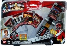Power Rangers SUPER Samurai Roleplay Toy Samuraizer Morpher