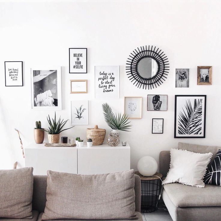 Best 25 instagram wall ideas on pinterest photo wall polaroid display and - Becquet decoration murale ...