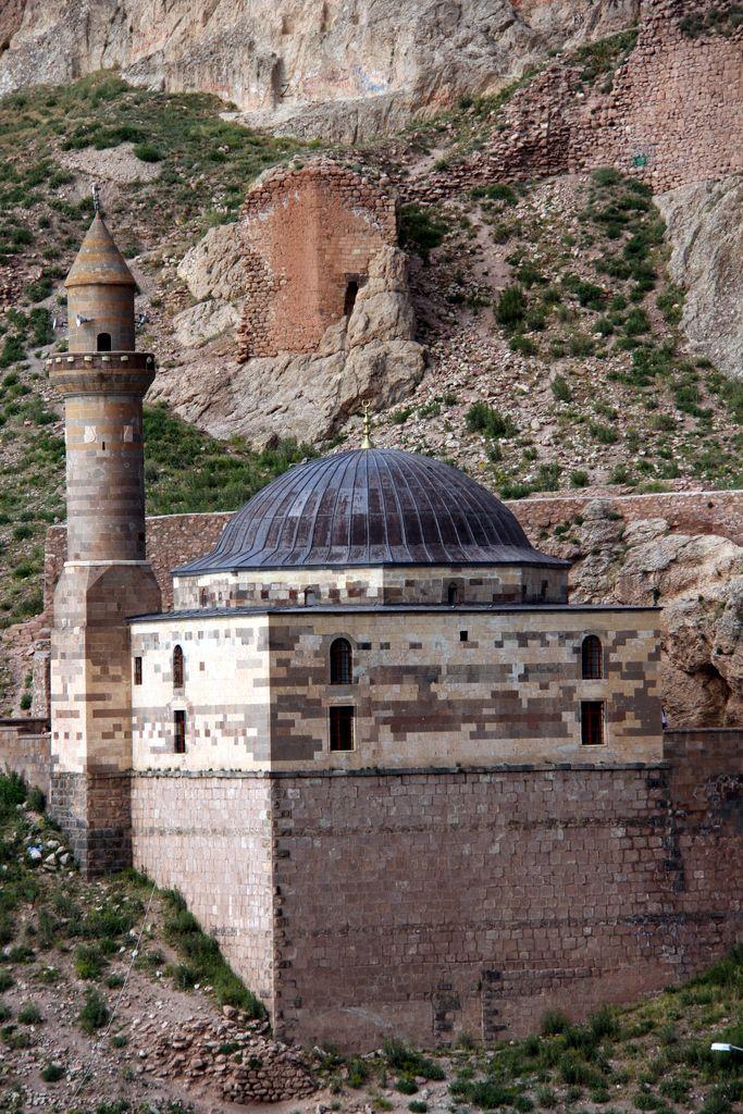 Beyazıt Eski Cami- Doğu Beyazıt-Ağrı-2013-NH