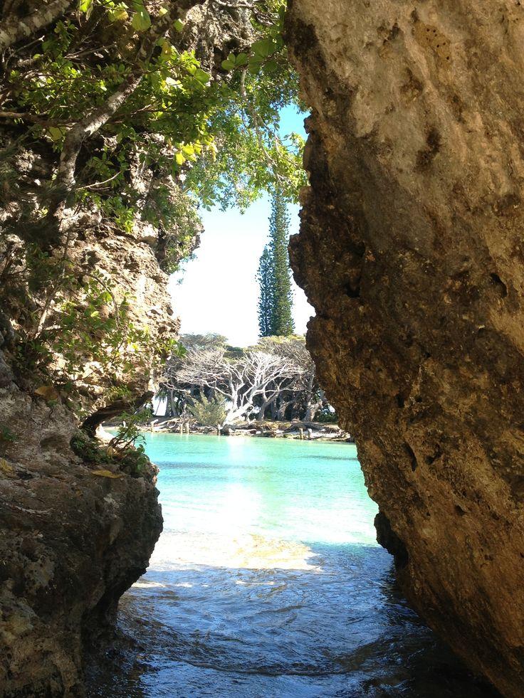 Île des Pins - Baie de Kanuméra