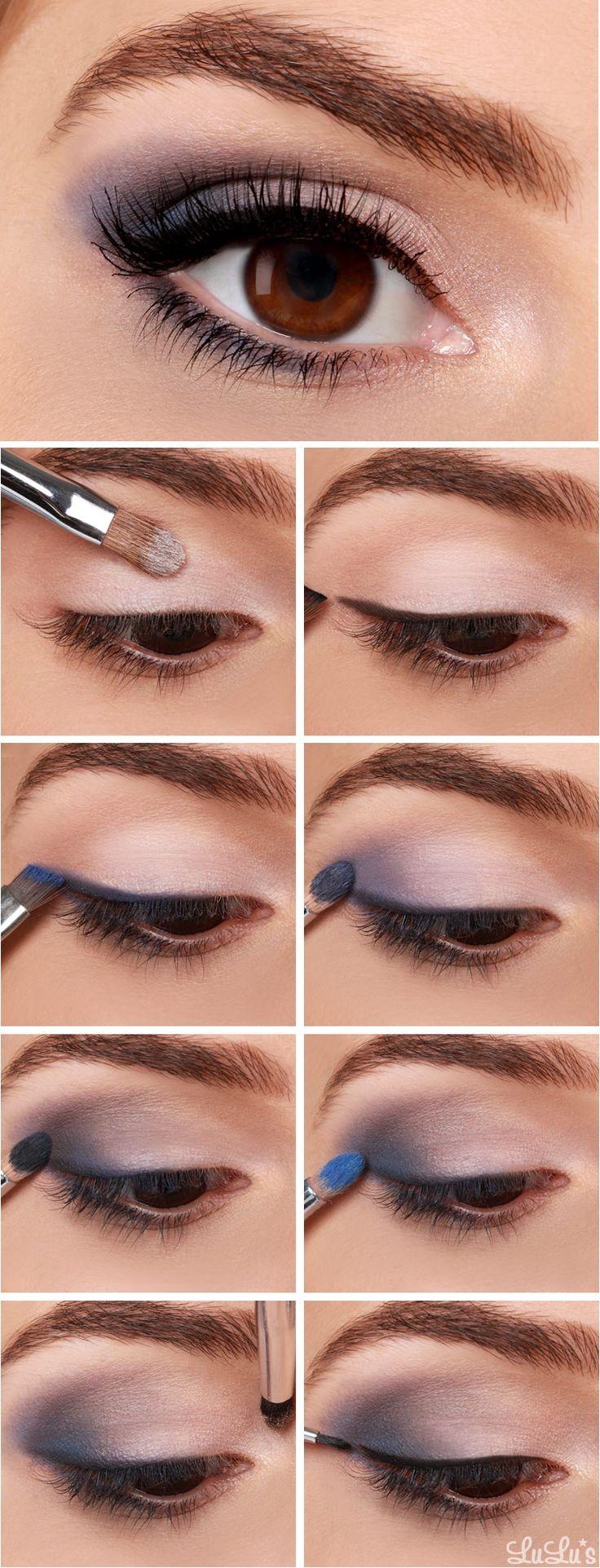 Buğulu Göz Makyajı Nasıl Yapılır?