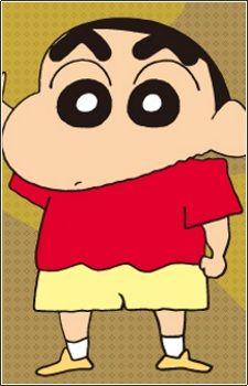 shinnosuke nohara shin chan pinterest crayon shin chan