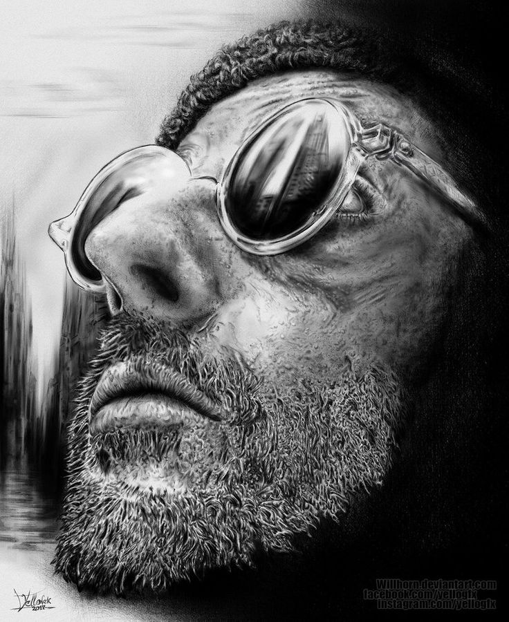 Leon the professional by Willhorn.deviantart.com on @DeviantArt