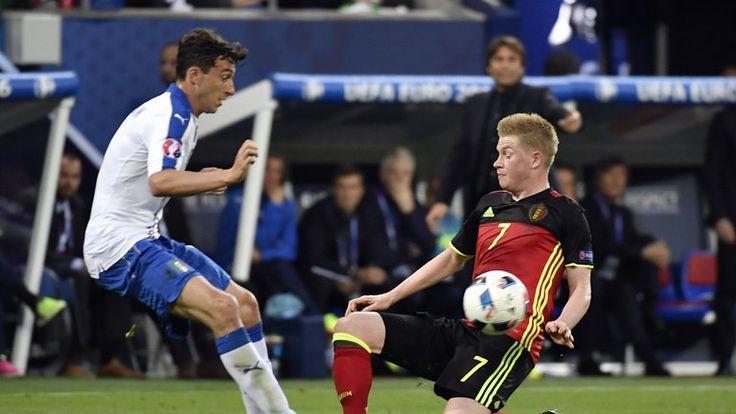 Marc Wilmots không đổ lỗi cho PL sao sau thất bại của Bỉ đến Ý 1