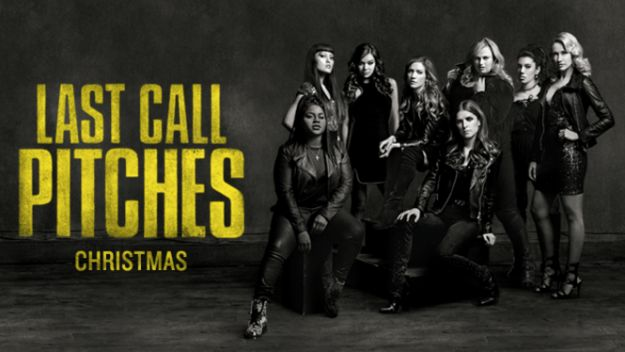 "Coming Soon: Pitch Perfect 3  The trailer for Pitch Perfect 3 dropped over the weekend and if we are to believe the ""Last Call Pitches"" tagline, this could be our last hurrah with the Barden Bellas. All of the Barden Bellas return for the third film in the lucrative franchise which hits screens just in time for... - http://www.reeltalkinc.com/coming-soon-pitch-perfect-3/"