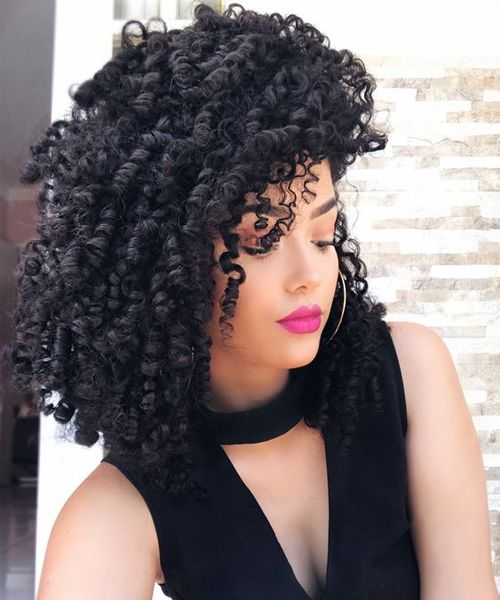 Afro Hairstyles 2018 To Get A Versatile Look Hair And Beauty