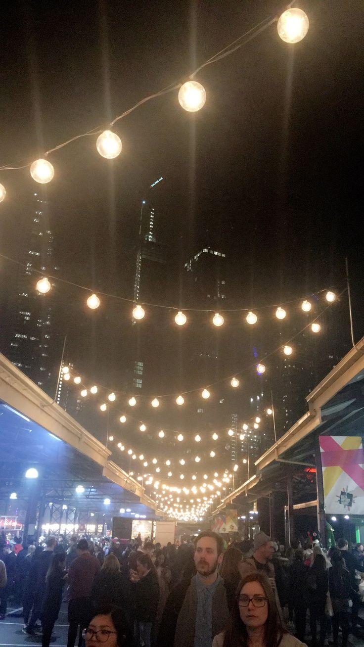 Queen Vic markets. Winter night market.  Instagram @gypsyrose.xo