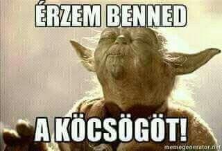 Hungarian Yoda  ; )