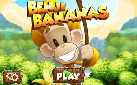 Benji Bananas Android Game Description: This is android game that makes your device full of sweetness, fun with lots of beautiful colors and with of course yummy bananas, that is why we called this a countless game with real-time fun. Title of game defines, the main task you have to achieve in this game. Yes, its all about small and yummy bananas. You are now playing as a part of an ape, that wants to turn into the Tarzan style moving from vine to vine, while gathering the bananas.