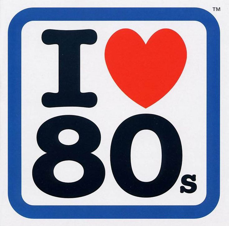 80's... I am stuck here
