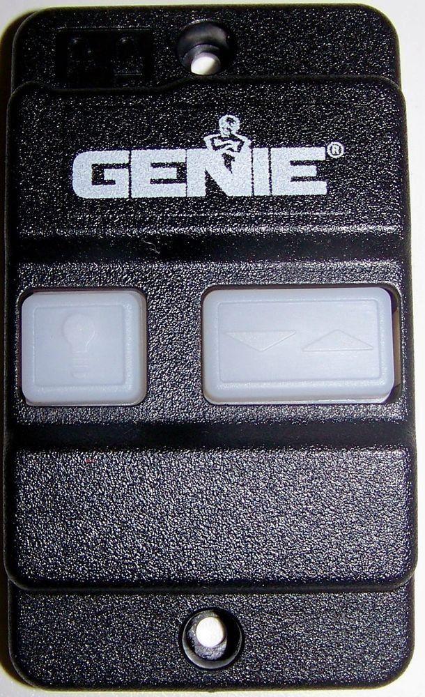 Genie Wall Control Series 2 Electronic Garage Door Garage Doors Garage Door Opener Parts