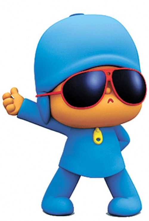 I love Pocoyo & this just makes me love him more