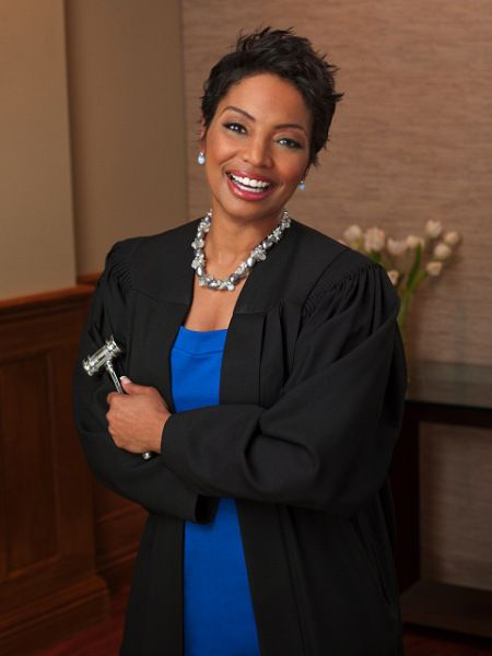Famous, black, and Republican: Judge Lynn Toler. | African ...
