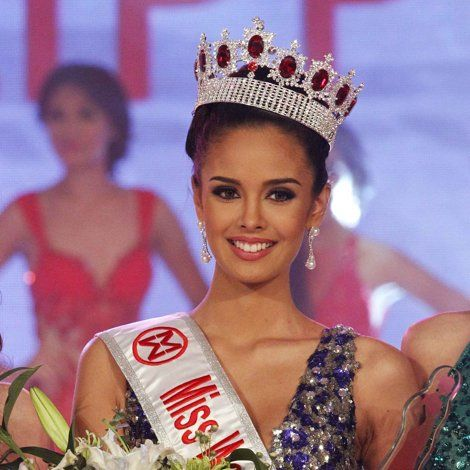 Megan Young is PH's Miss World bet