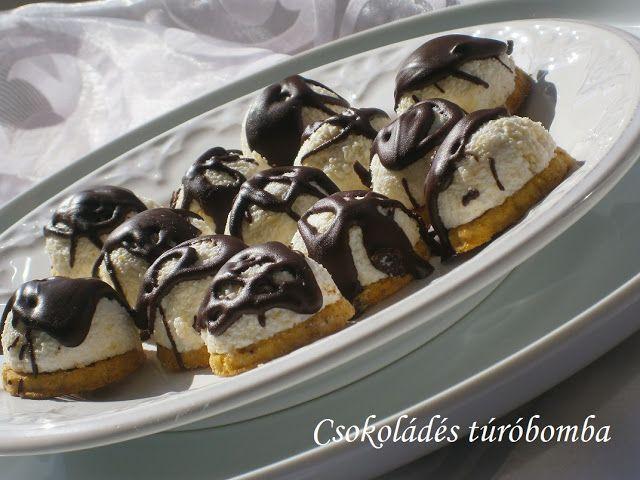 Hankka: Csokoládés túróbomba 2.0