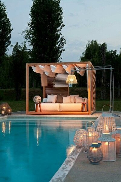 Swimming Pool Cabana Ideas Backyard Landscaping Design Ideas Backyard  Landscaping Design Ideas