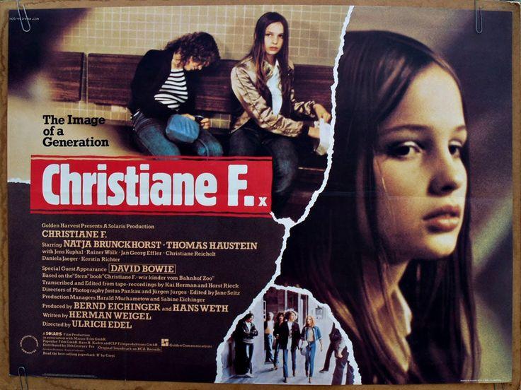 Eu, Christiane F. 13 Anos, Drogada e Prostituída  DUBLADO
