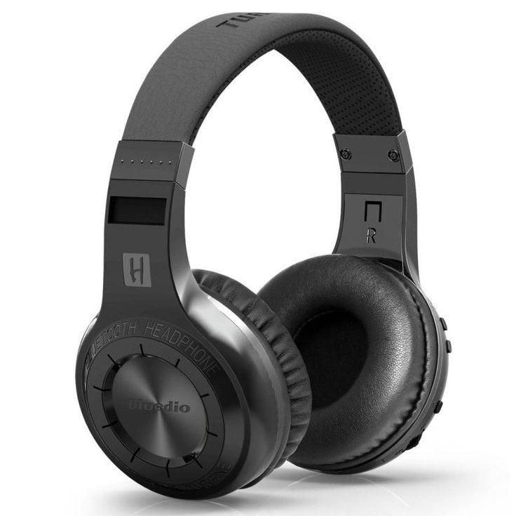 Bluedio H- Bluetooth Headphones Best Powerful Bass Stereo Earphone Wireless Subwoofer Head Phones fones de ouvido