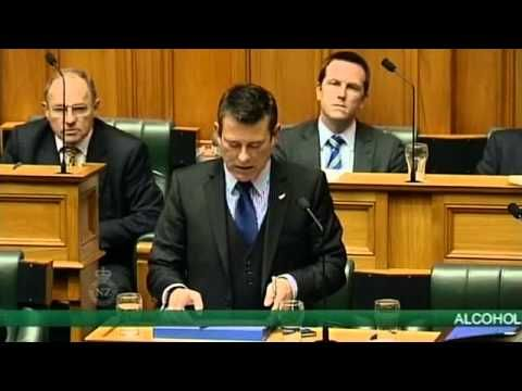 Alcohol Reform Bill - Committee Stage - Michael Woodhouse